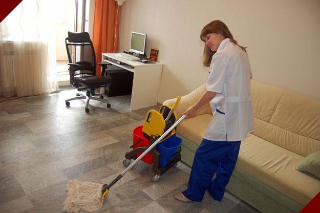 Генеральная уборка квартиры в городе Самара